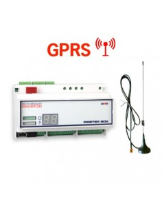 CLEVER MASTER BOX GPRS TRIFASE