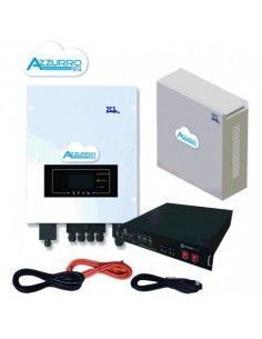 Storage kit 4,8 kWh con Storage box