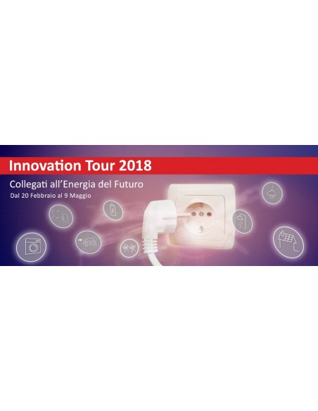 SOLAREDGE INNOVATION TOUR